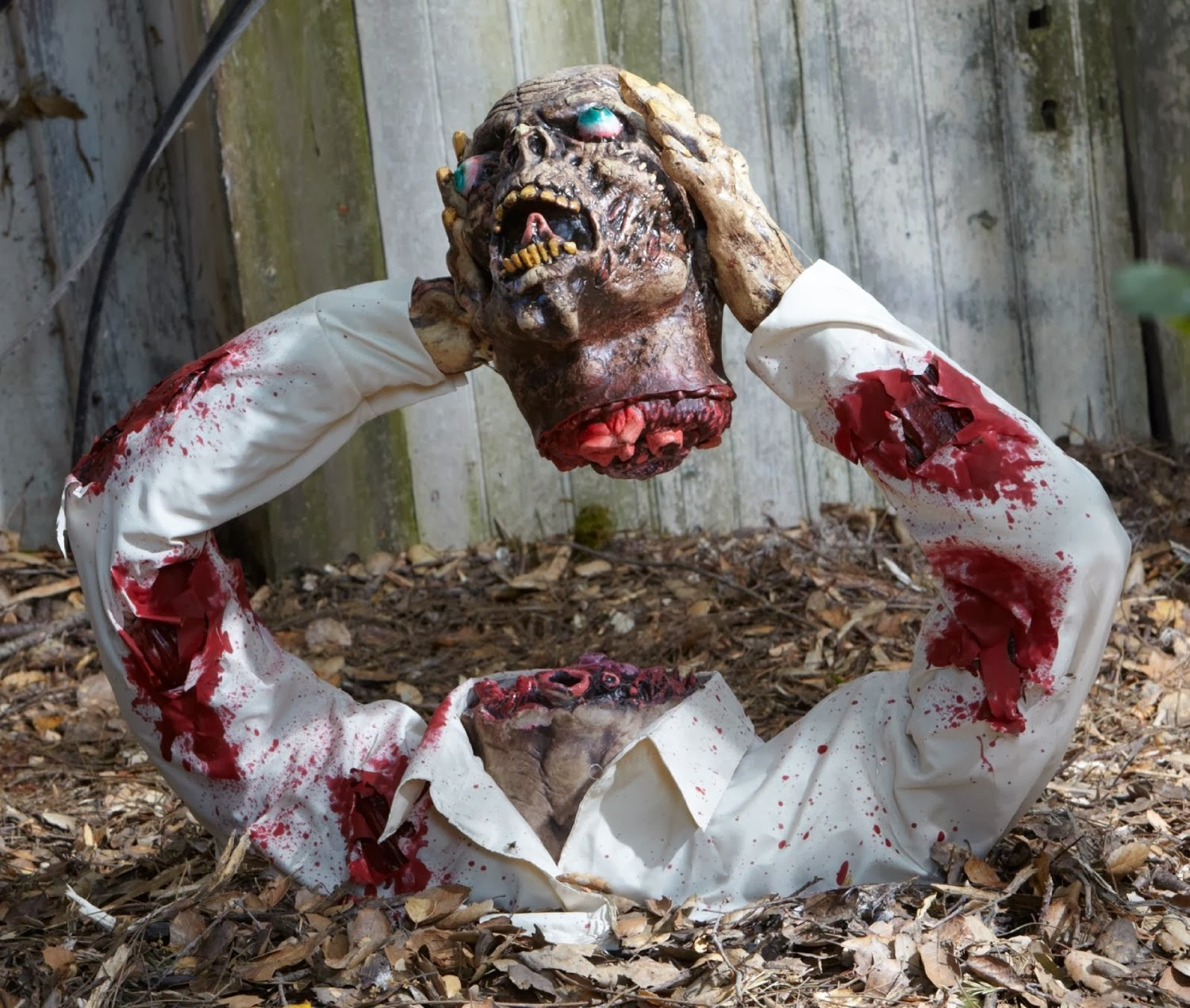 Matthias in den USA: November 2013 - Horror Props
