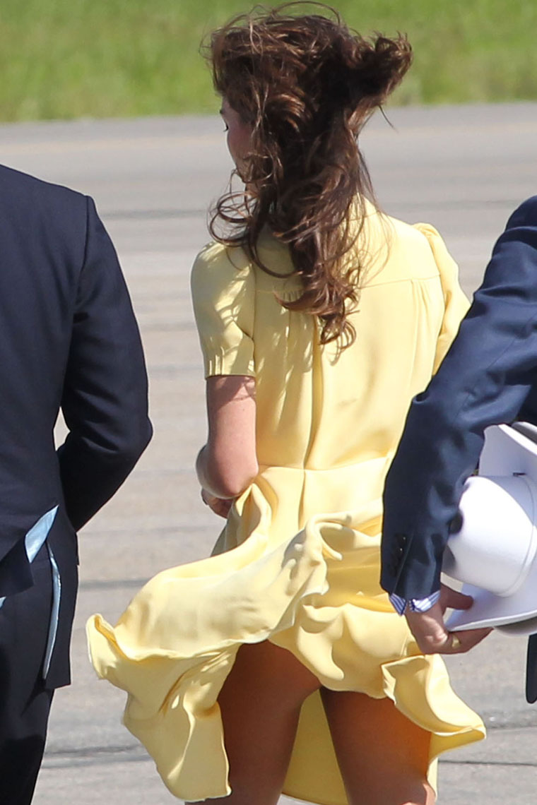 Kate middleton shaved pussy