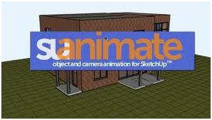 Su animate for SketchUp