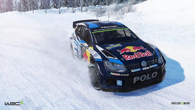 WRC 5 game