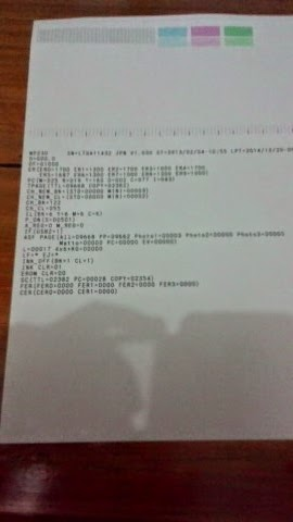 Cara Mengatasi Error 1700 Printer Canon MP 237