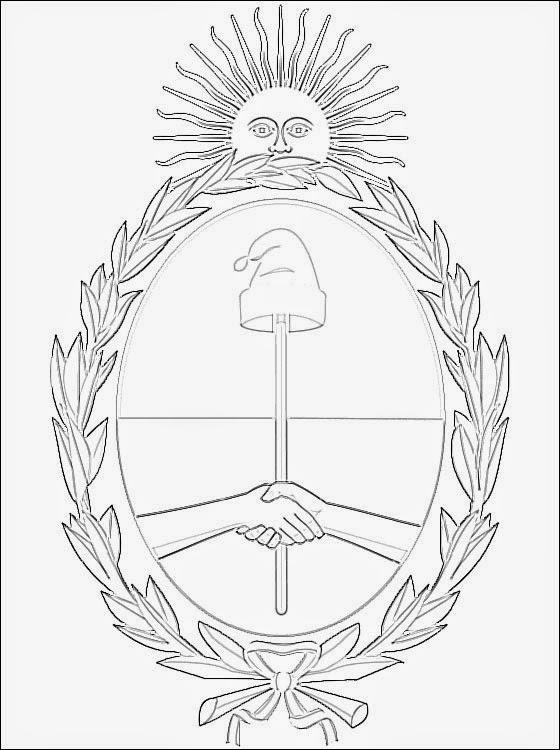 ESCUELA POMPILIO SCHILARDI: 12 DE MARZO: DÍA DEL ESCUDO NACIONAL ...