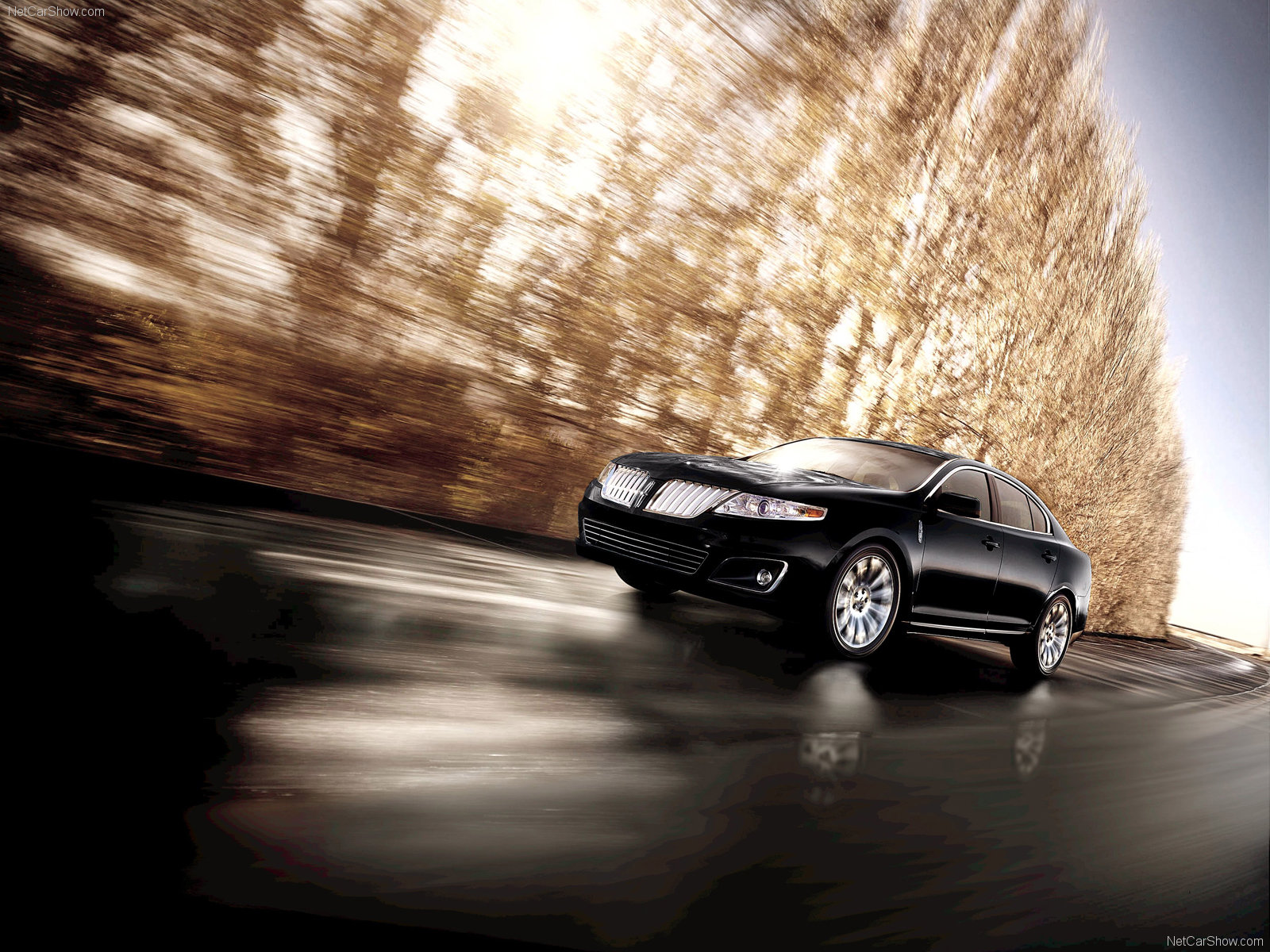 Hình ảnh xe ô tô Lincoln MKS 2009 & nội ngoại thất