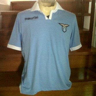 Jual Jersey Lazio Home 2012