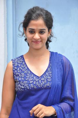 nanditha cute stills