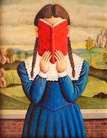 Cap. VI: La lectura invita a leer sin ojos para soñar letras encarnadas.
