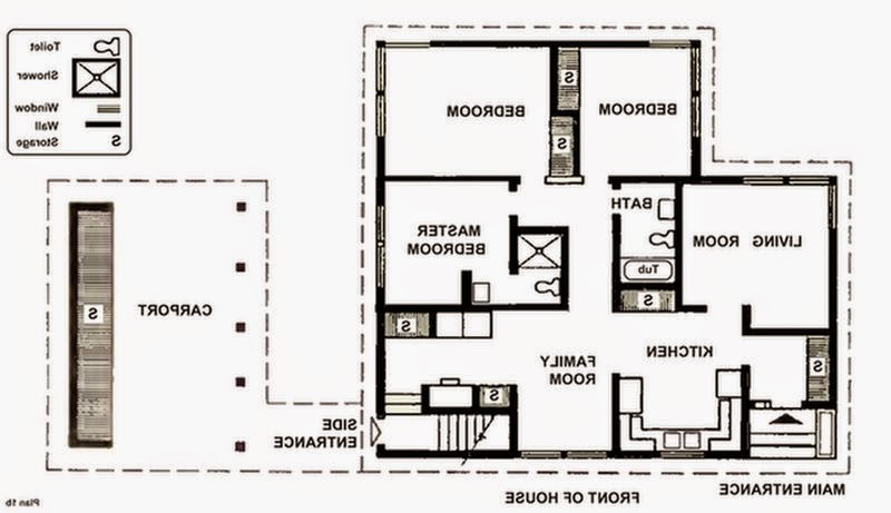 the guest house  Top ten Facts to consider Inside a New House Planshouse plans