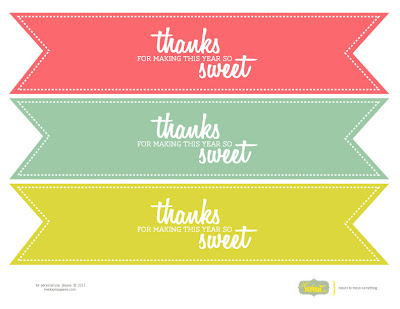 Heirloom Paperie: Free Template Tuesday: Teacher Appreciation