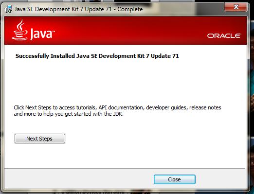 belajar program: Cara Instal Java Development Kit (JDK) pada windows7 32-bit