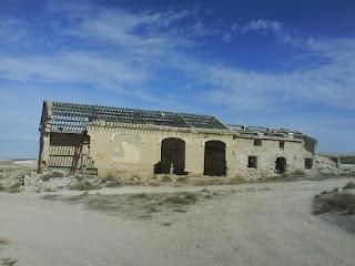 la sulfurosa Salada de Mediana aguas y sales de Mediana de Aragón la sufúrica
