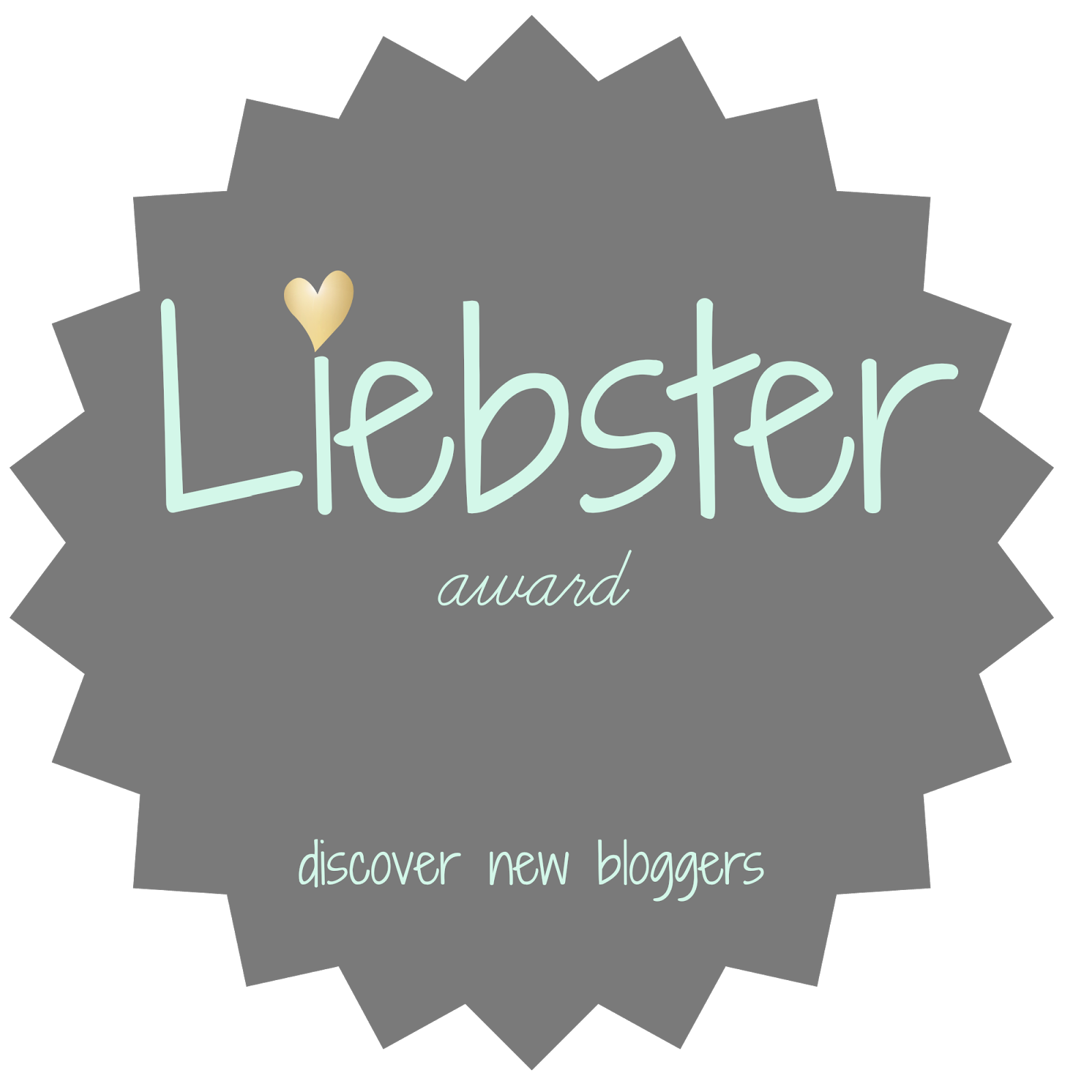 The Liebster Award 4 by Jessica Alicia