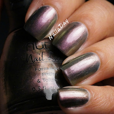NailaDay: Nubar Purple Beach