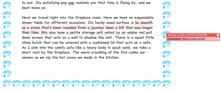 Dream house essay
