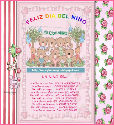 NIÑOS Y NIÑAS