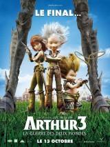 Arthur 3: La guerra de los mundos (2010)