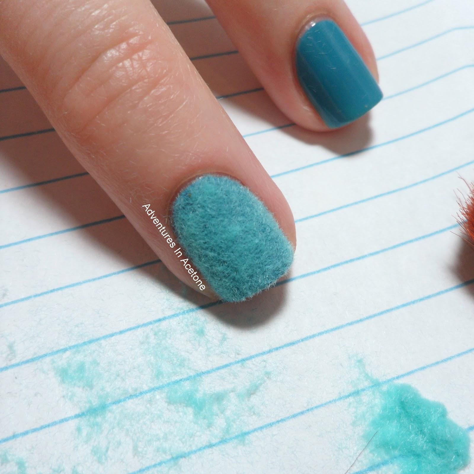 Дизайн бархат на ногтях фото