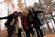 Nami Island with Cindy