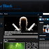 Layout Blogspot - Game Black