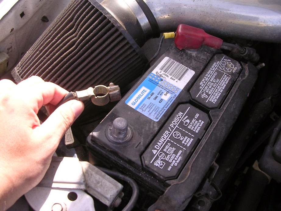 Easy Steps To Change Your Car Battery Yourself Gerald