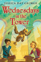 bookcover of WEDNESDAYS IN THE TOWER  (Castle Glower #2) by Jessica Day George