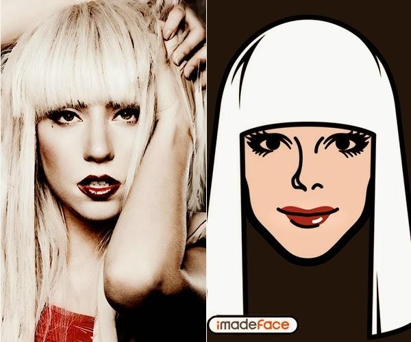 android app, application, phone app, Imadeface, Lady Gaga, lady gaga,