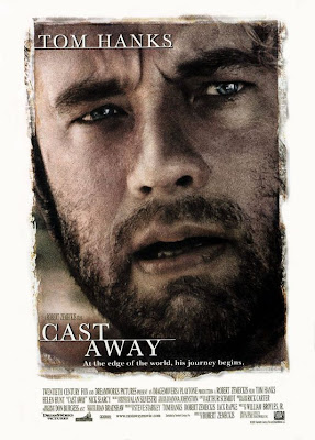 Watch Cast Away 2000 BRRip Hollywood Movie Online | Cast Away 2000 Hollywood Movie Poster