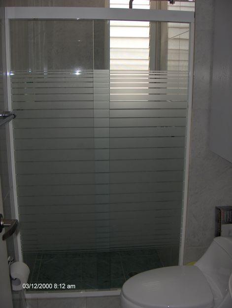 Comdecora puerta de ducha en vidrio - Puerta para ducha ...