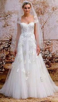 Hochzeitskleider Italienische Mode 2015