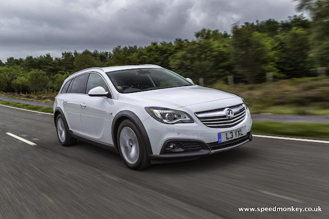 Vauxhall Insignia Country Tourer