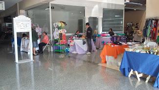 exposição mensal  no Mercadão Campolim