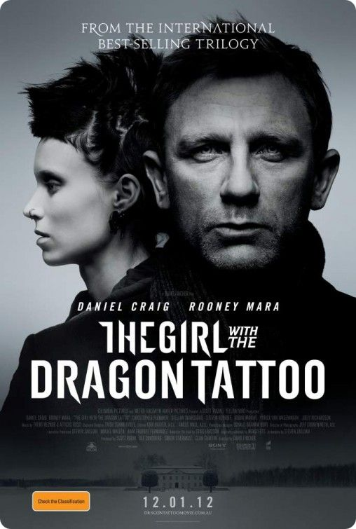 The Girl with the Dragon Tattoo (2012)