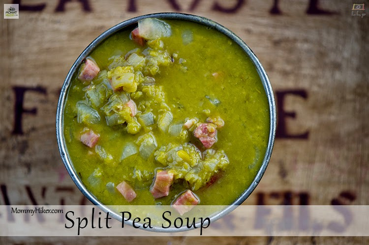 Split Pea Soup Recipe