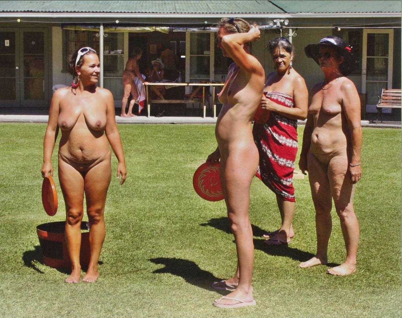 parks in oklahoma Nudist