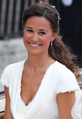 pipa middleton figure secret Pippa reveals how she keeps her figure