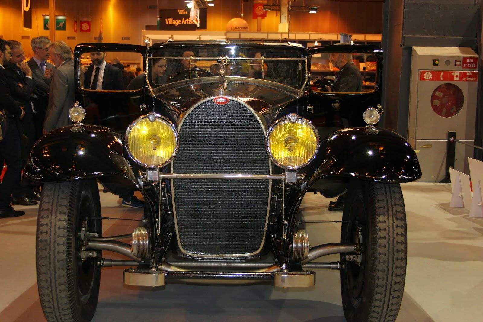 Bugatti Royale Coupé Napoléon