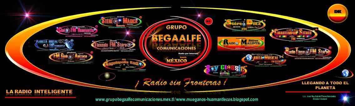 GRUPO BEGAALFE COMUNICACIONEES