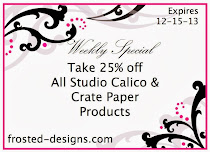 Studio Calico & Crate Paper Sale!