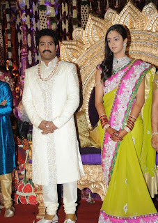 NTR Wedding gallery NTR WEDS PRANATHI