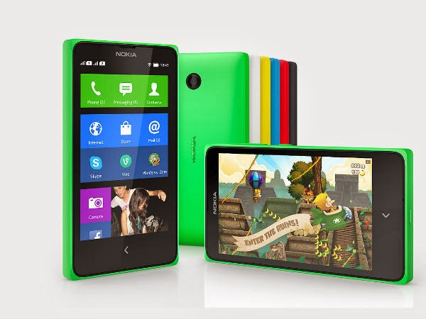 Nokia X+ Plus Smartphones