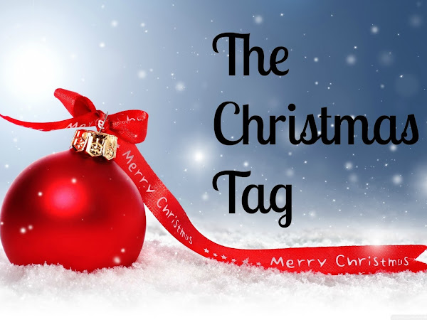 The Christmas Tag | Blogmas #1