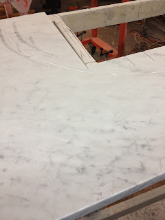 Building our dream home from the ground up progress for Carrara marble slab remnants