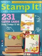 Paper Crafts Stamp it Card Challenges Nov 2013