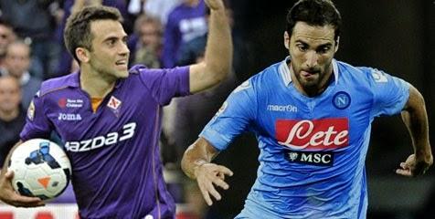 Prediksi Skor Fiorentina vs Napoli 10 November 2014