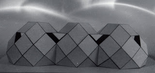 Large Rhombicuboctahedron aggregation.