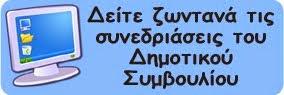 ΔΗΜΟΤΙΚΑ ΣΥΜΒΟΥΛΙΑ LIVE