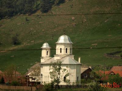 Biserica din Calimanel @ Toplita