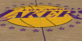 Los Angeles Lakers Court Update NBA 2K13 Patch