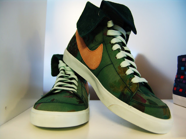 WHHAAAA MUST-HAVE WISHLIST ITEM, Green Floral Nike's, fashion, accessories, trends, spring, summer, new, wishlist, musthave, pret-a-porter, couture, art