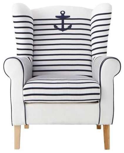 Elk and Ella Design: Anchors - coastal style