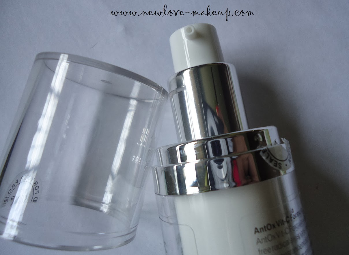 Kaya AntOx Vit-C Formula Serum Review, Indian beauty blog